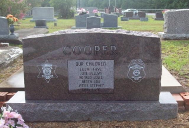 Louis Stephen Cooper, Jr