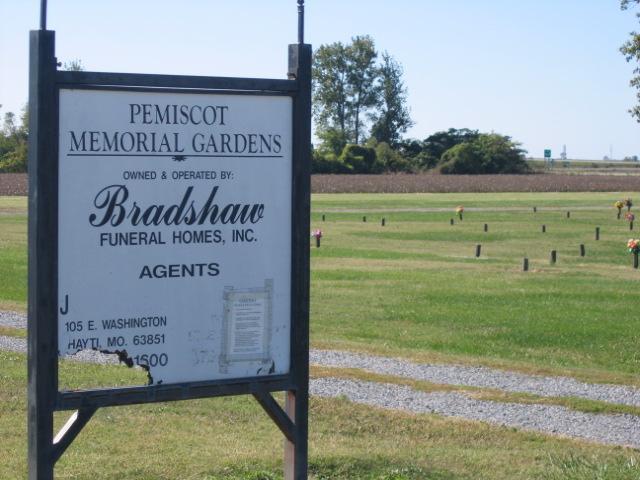 Pemiscot Memorial Gardens
