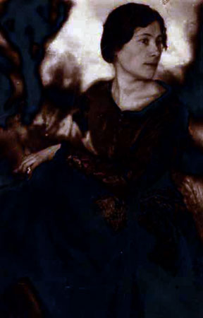 Salomeya Nikolayevna <i>Andronikashvili</i> Andronikoff-Halpern