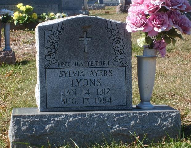 Sylvia Demarce <i>Beckett</i> Ayers Lyons