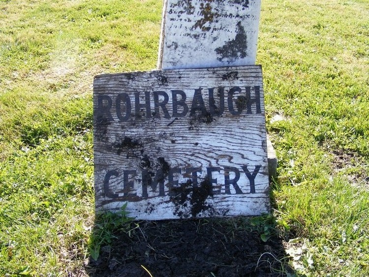 Rorhbaugh Cemetery