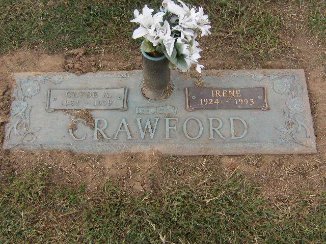 Irene Crawford