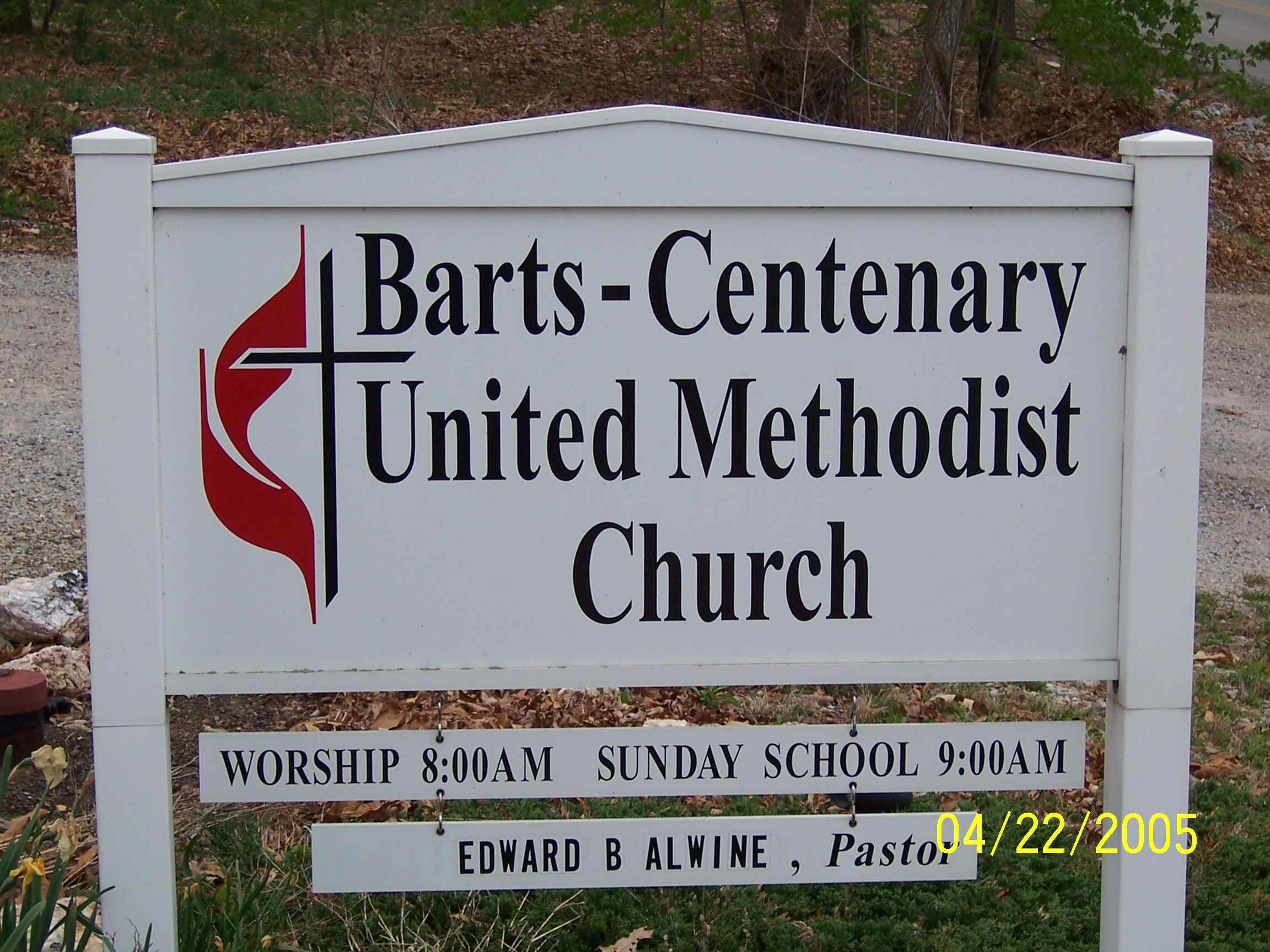 Barts-Centenary United Methodist Church Cemetery