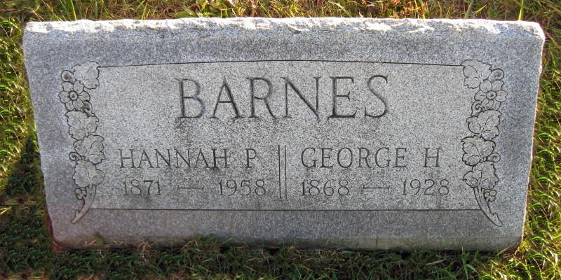 Hannah Poorman <i>Gault</i> Barnes
