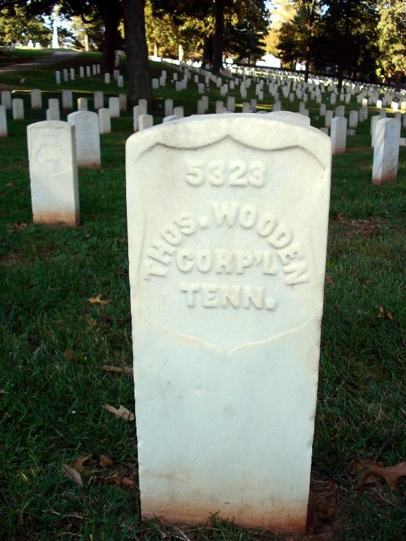 Corp Thomas Wooden