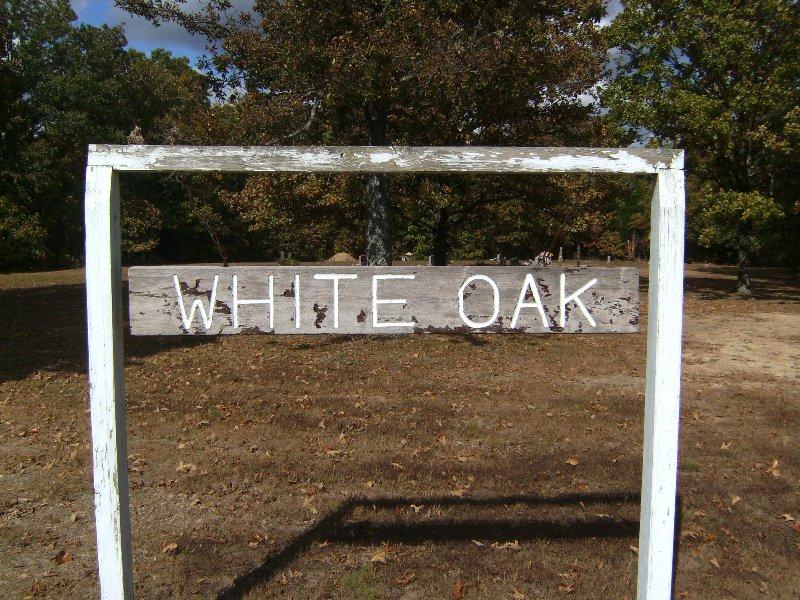 White Oak Cemetery