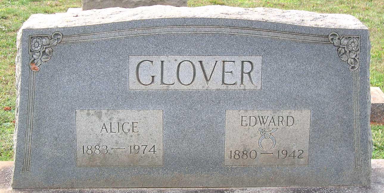 Alice P. <i>Spencer</i> Glover