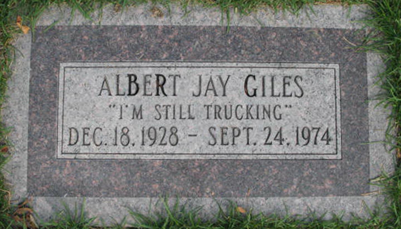 Albert Jay Giles