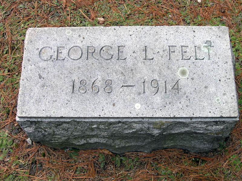 George L Felt
