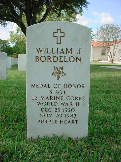 SSGT William Jennings Bordelon, Jr