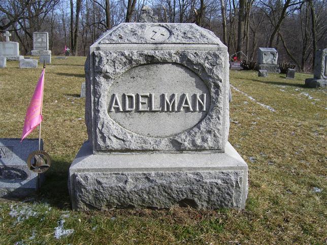 Margaret <i>Cromling</i> Adelman