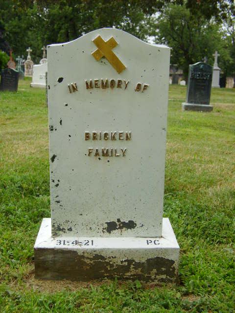 Theresa Veronica <i>Deecken</i> Bricken