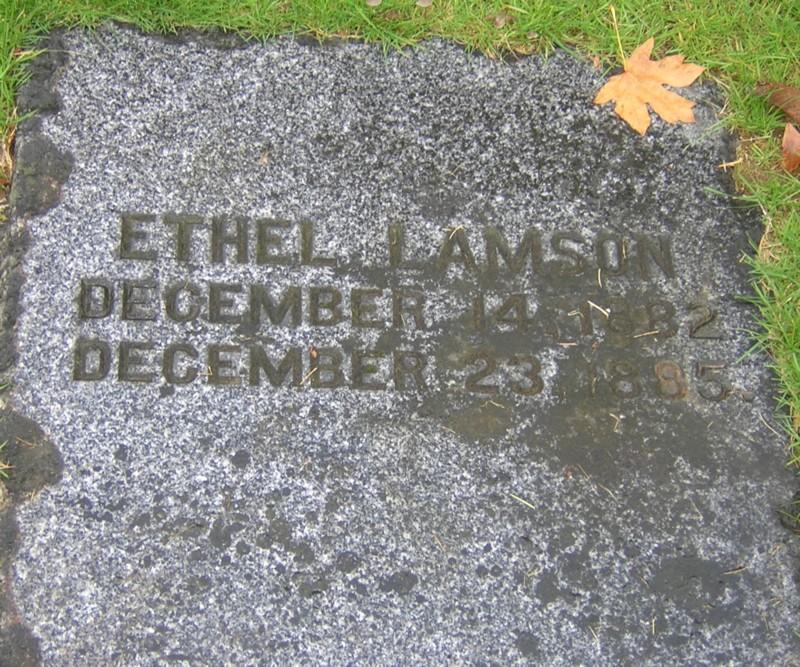 Ethel Lamson