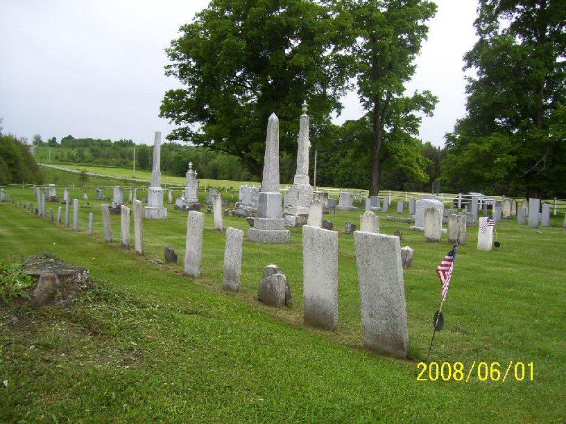 South Franklin Cemetery