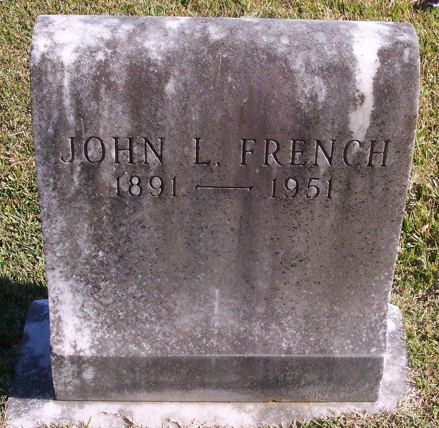John Lee French