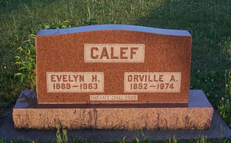 Evelyn Harriet <i>Gard</i> Calef