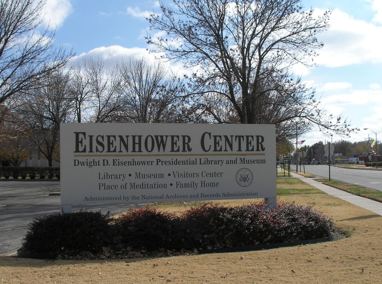 Eisenhower Presidential Library and Museum Chapel