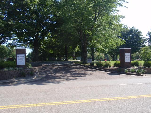 Ridgecrest Cemetery