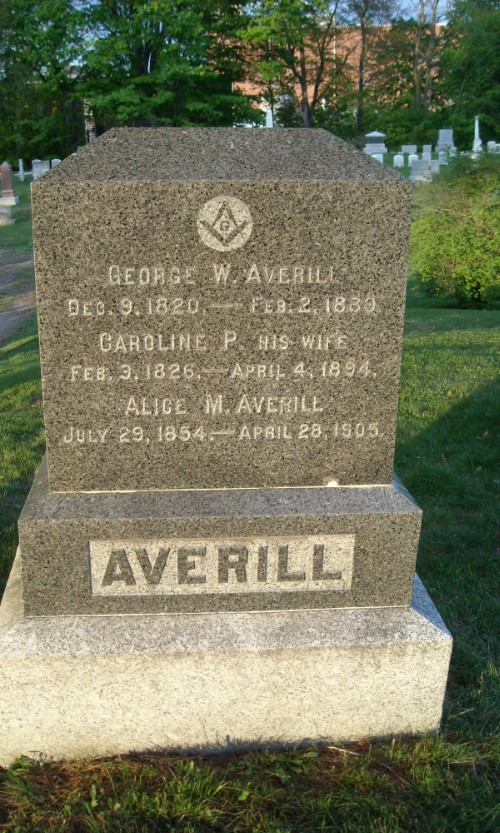 George Washington Averill