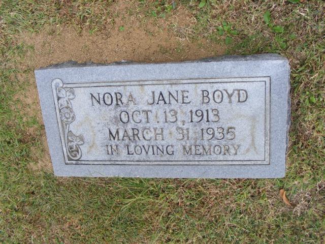 Nora Jane <i>Edison</i> Boyd