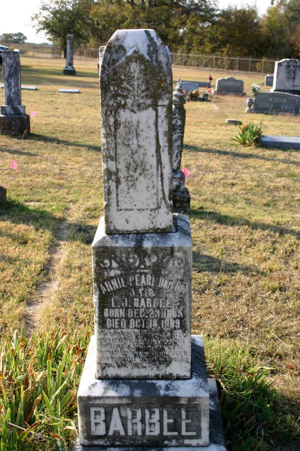 Annie Pearl Barbee