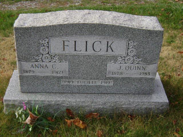 Anna A Annie <i>Carney</i> Flick