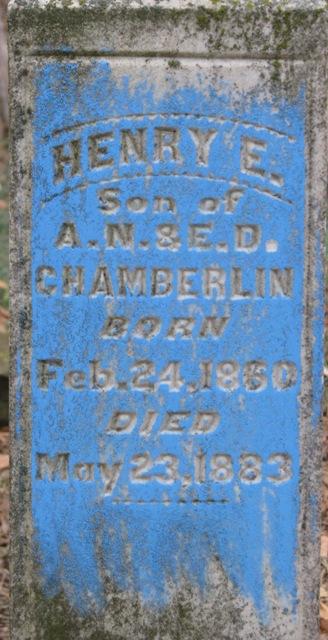 Henry Eugene Chamberlin