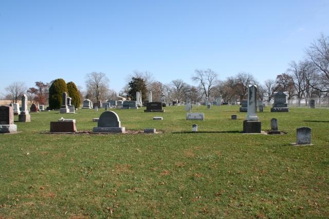 Bell Plain Baptist Cemetery