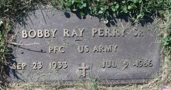 Bobby Ray Perry, Sr