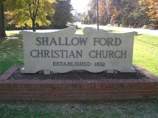 Shallow Ford Christian Church Cemetery