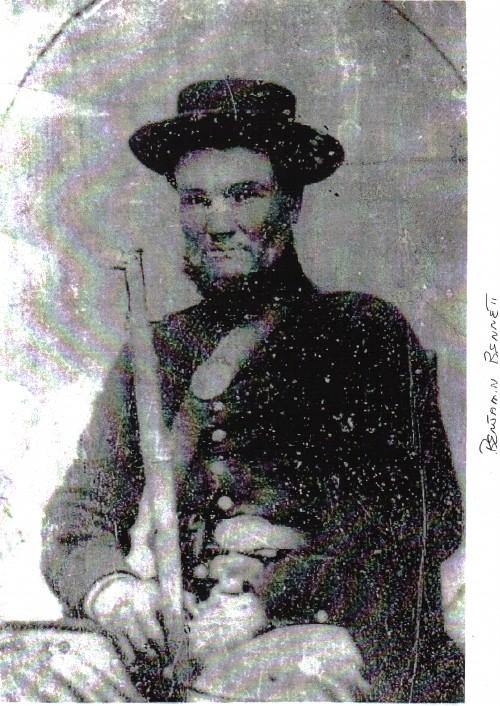 Pvt Benjamin C. Bennett