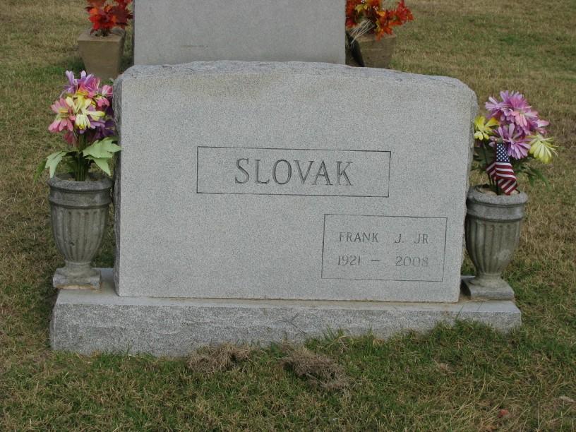 Frank John Slovak, Jr