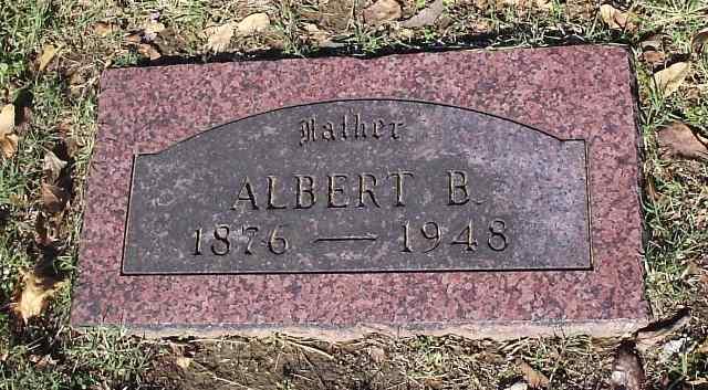 Albert Benton Morris