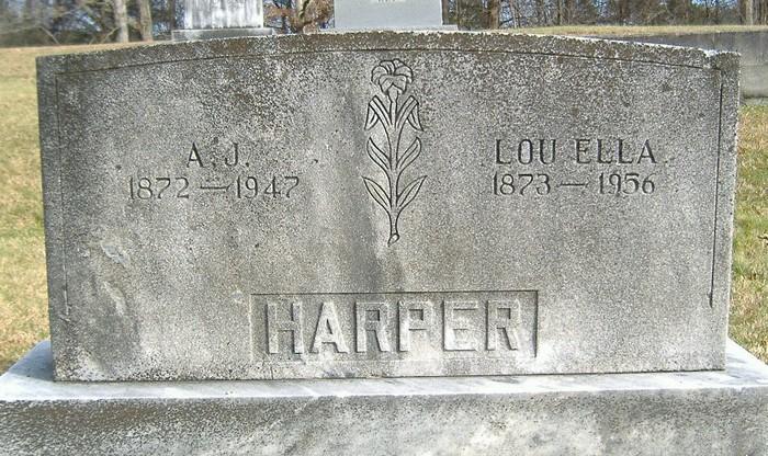 Andrew Jackson Jack Harper