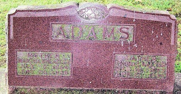Thomas Walter Adams