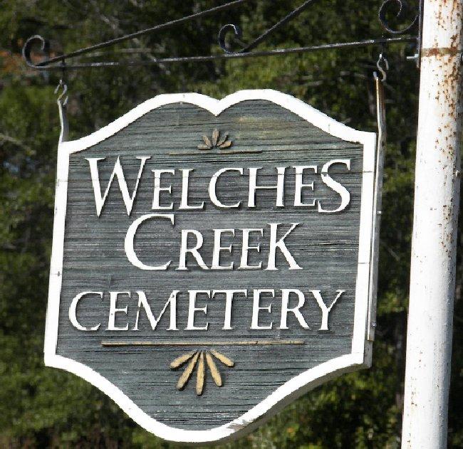Welches Creek Cemetery