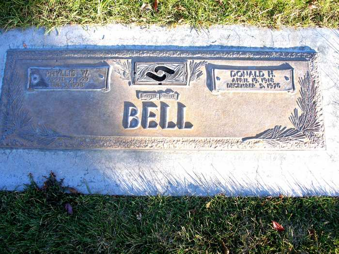 Donald Harrison Bell
