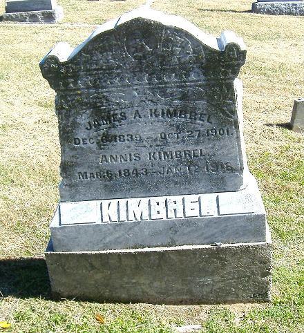 Annis <i>Skinner</i> Kimbrel
