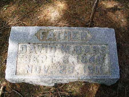 David Martin Bass