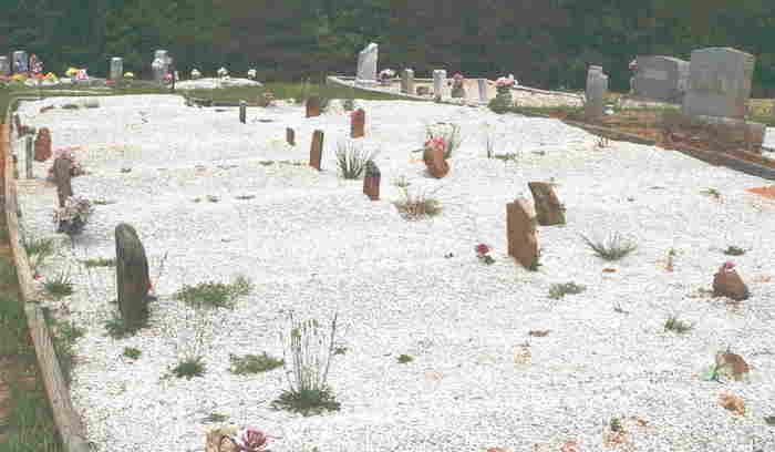 Scrougetown Baptist Church Cemetery