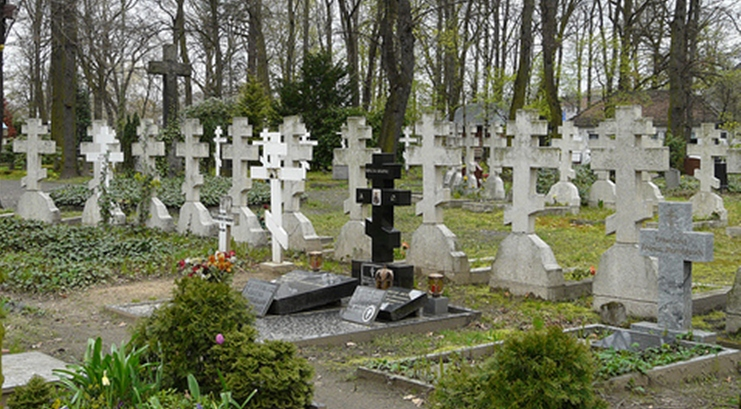 Russisch-Orthodoxer Friedhof