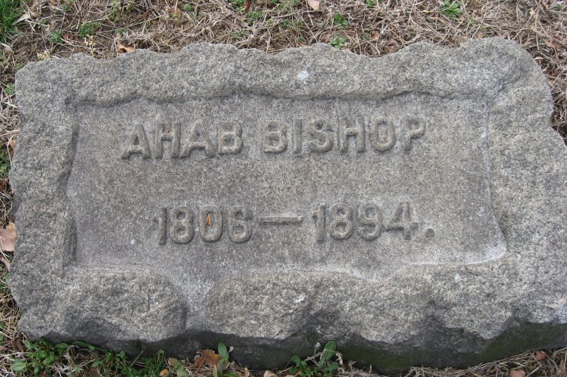 Ahab Bishop
