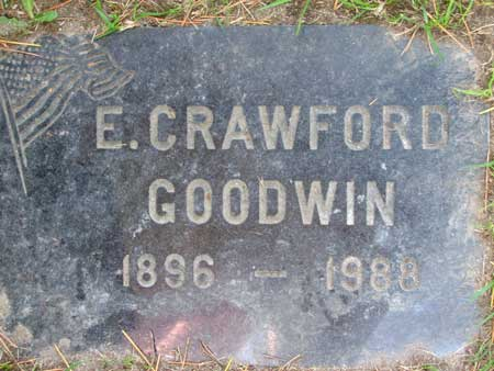 Ervin Crawford Buzz Goodwin