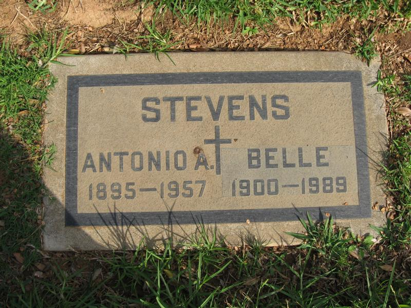 Antonio A. Stevens