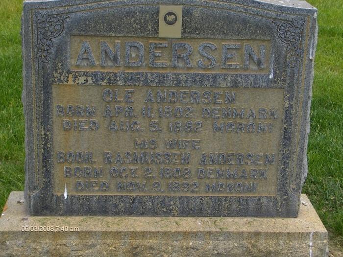 Bodil <i>Rasmussen</i> Andersen
