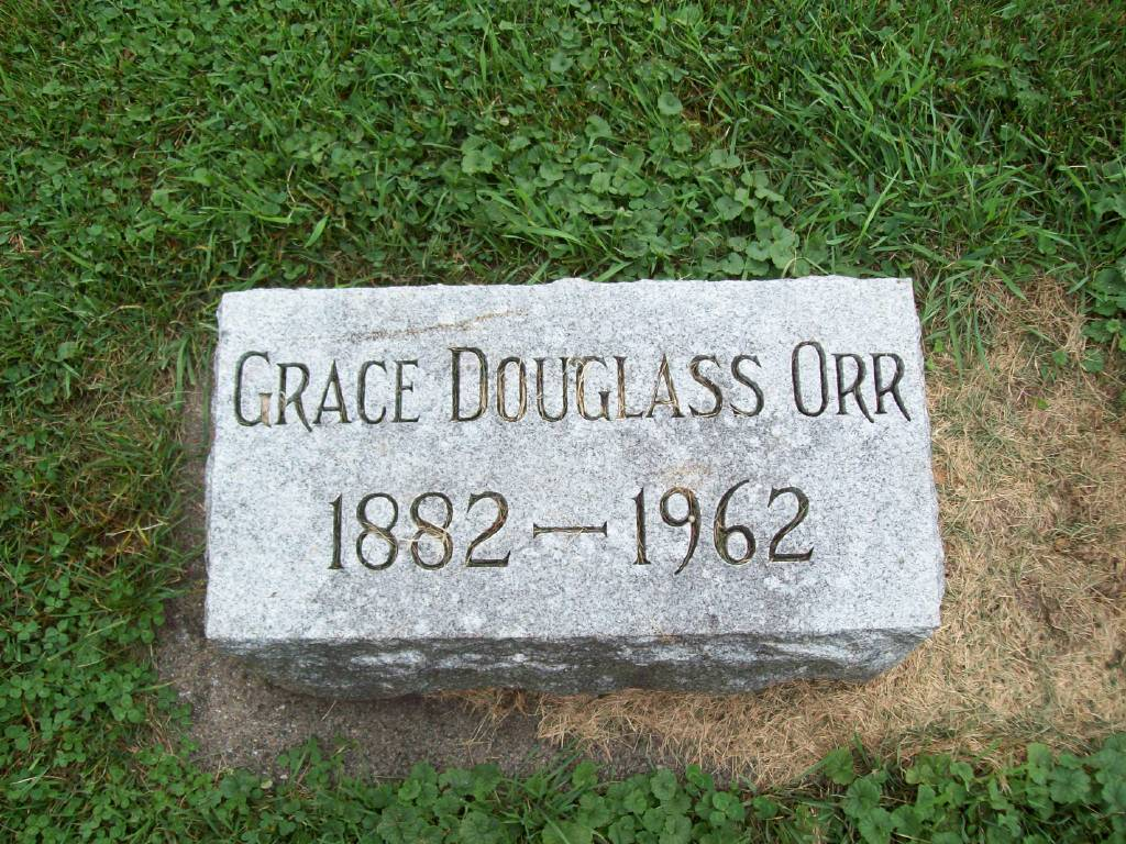 Grace <i>Douglass</i> Orr