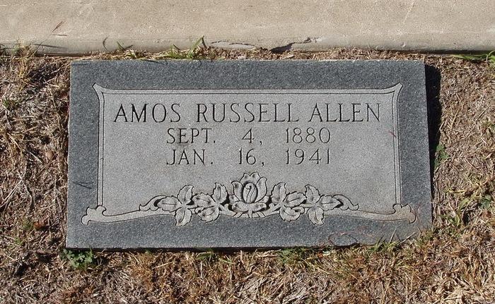 Amos Russell Allen