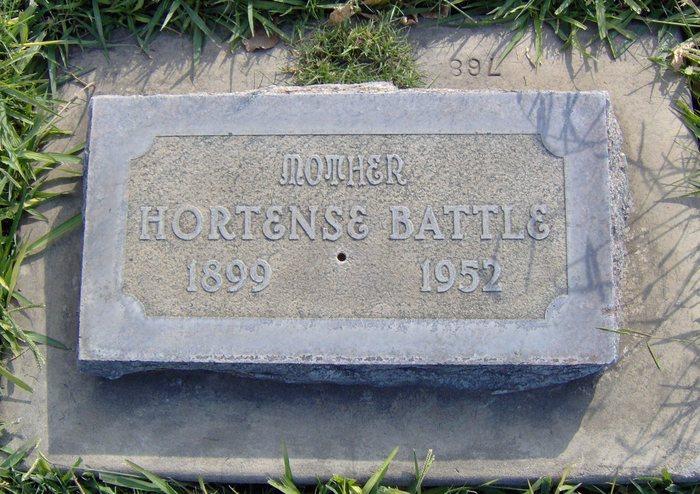 Hortense <i>Grayson</i> Battle