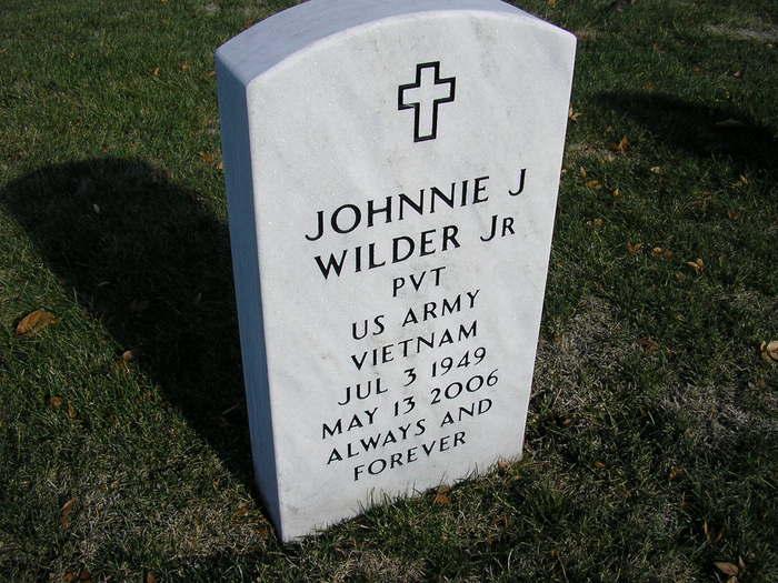 Johnnie Wilder, Jr