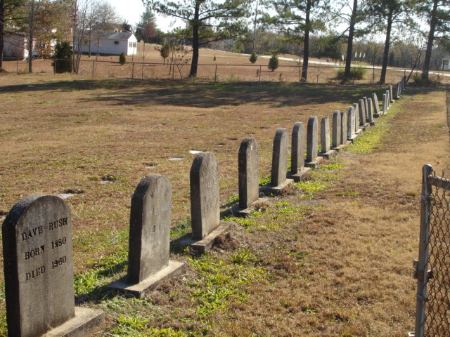 Greenville County Indigent Cemetery